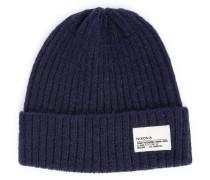 Marineblaue Marshall-Mütze