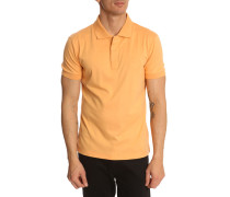 Pack Polo-Shirt und orangefarbenes T-Shirt