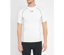 Weißes Kompressions-T-Shirt HeatGear