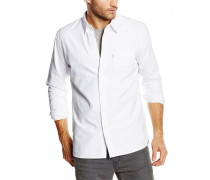 Sunset 1Pocket Shirt White