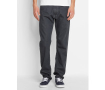 Jeans Tapered Fit Vicious Grafton in Washed-Grau