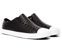 Jefferson Plimsoll Black