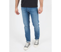 ED-80 Slim Tapered 11oz Even Wash Jeans