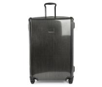 Charcoal-Grey Tegra Light 4-Wheeled Suitcase