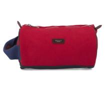Rote Kulturtasche