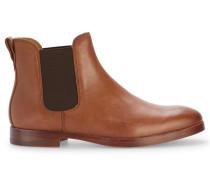 Chelsea Boots aus braunem Leder Dillian II