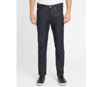 Jeans Tapered Raw Deep Blue ED-55