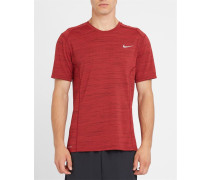 Rotes T-Shirt Dri-Fit Cool Miler