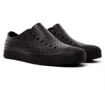 Jefferson Plimsoll All Black