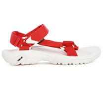Rote Sandalen Hurricane Xlt