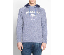 Brand Hood Sweater