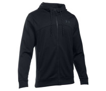 Armour fleece icon fz hoodie