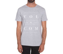 Space Out BSC SS T-Shirt grau (HEATHER GREY)