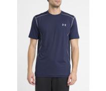 Marineblaues T-Shirt Raid Mesh