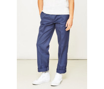 873 Slim Work Pant Blue