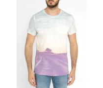 Buntes T-Shirt Elias Print Pr