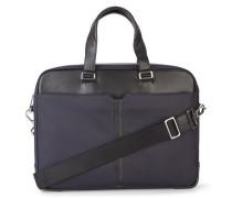 Marineblaue praktische Business-Tasche