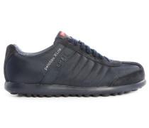 Niedrige blaue Sneaker aus Stoff und Velours-Oberleder Pelotas Xl Ultralight