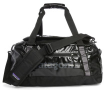 Schwarze Handgepäcktasche Duffle Black Hole 45L