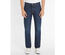 Blaue Jeans 501 CT Washed