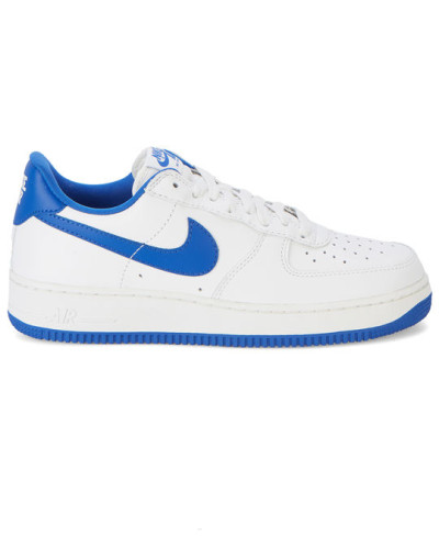 nike herren wei blaue air force 1 low retro reduziert. Black Bedroom Furniture Sets. Home Design Ideas