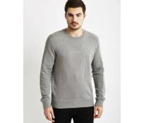 Jeans Jaylon Embossed Sweatshirt Grey