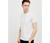 Pocket T-Shirt White