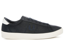 Sneaker Spencer aus Mesh in Blau