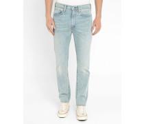 Jeans 522 Pr in ausgewaschenem Hellblau North Sea
