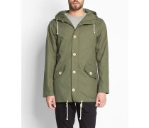 7276 Jacket With Wood Buttons