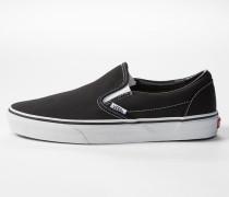 Slip-On Plimsolls Black