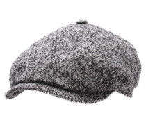 Flatcap oregon virgin wool/silk