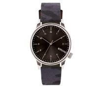 WINSTON PRINT SERIES Uhr schwarz (CAMO BLACK)