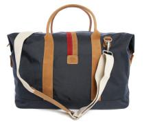 Tasche 48H aus Nylon Navyblau
