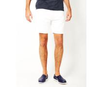 501 White Light Shorts White