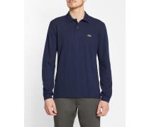 Langärmeliges Baumwollshirt 12.12 Original, blau