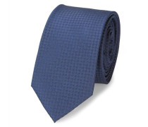 Blaue Krawatte Textured