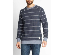 Edmond Sweater blau (NAVY BLUE)