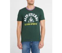 Grünes Sweatshirt im Retro-Look Saint Etienne