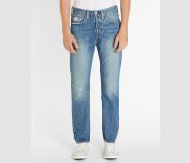 Blaue Jeans 501 CT Rosebowl Vintage