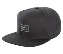 Daily Club Cap schwarz (black)