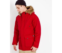 Curtis Jacket Red