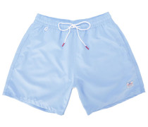 Marineblaue Badeshorts Seal Swim