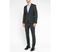 Grey Arthos Pr Micro-Houndstooth Extra Slim-Fit Suit