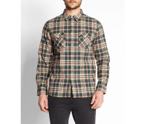 Beefalo Plaid Long Sleeve Button Up