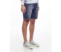 Line Shorts Anti Blue in Regular Fit