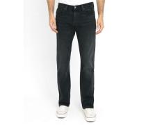 Ausgewaschene Jeans 501 Black Path Strong