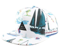 Casquette Crooks and Castles Paradise White