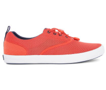 Orange Tech-Sneaker Flexdeck