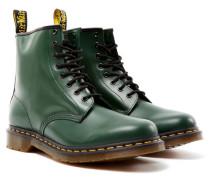 8 Eye Classic Boot Green